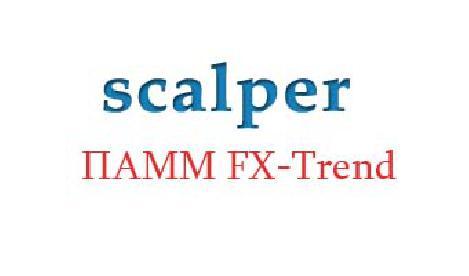Forex trend scalper скачать